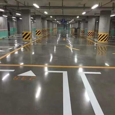 地下停车场ballbet网页版登录自流平ballbet网站案例